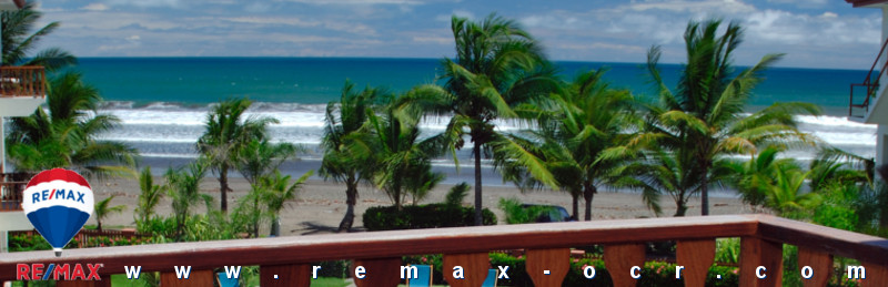 Jaco Beachfront condos Costa Rica properties for sale REMAX