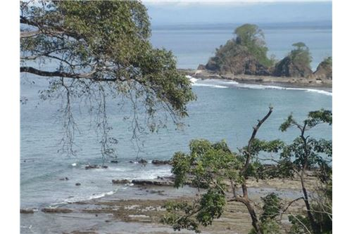 Punta Leona Ocean View and Beach Front Lot for Sale in Costa Rica!