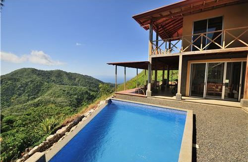 Hilltop Home with Incredible Views and Infinity Pool in the Pacific of Costa Rica!
