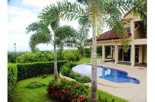 Ocean View Luxury Home for sale with Private Pool in Esterillos Este, Costa Rica.