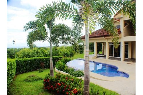 Ocean View Luxury Home for sale with Private Pool in Esterillos Este, Costa Rica.