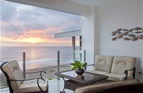 Ocean Front Condominium Diamante del Sol in the Heart of Jaco Beach, Costa Rica!