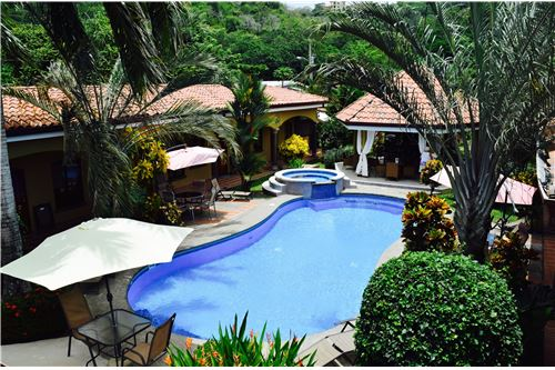 Playa Hermosa Hotel and Resort Offers a Turn Key Income Producing Opportunity in one of the Most Popular Areas of Costa Rica!
