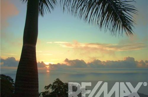 Caletas Homesite for Sale with Amazing Views of the Central Pacific of Costa Rica!