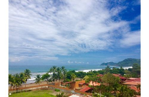 Ocean View Unit in Vista Mar Condominium, in the Heart of Jaco Beach, CostaRica!