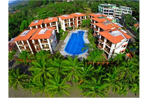 Absolute Oceanfront Condo Inside an Exclusive Development in Jaco Beach, Costa Rica!