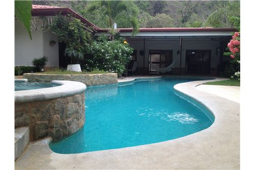 Las Monas Mediterranean Bed and Breakfast for Sale in Jaco Beach, Costa Rica!