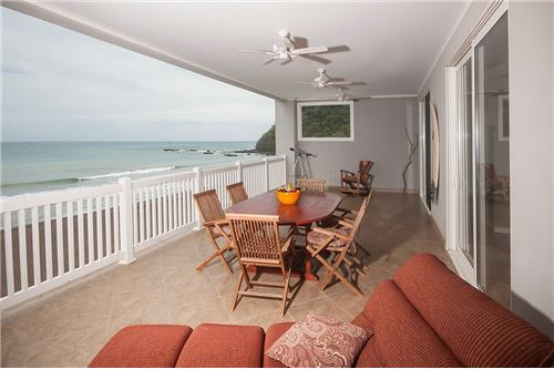 The Palms 801 Penthouse for Sale on the North End of Jaco Beach, Costa Rica.