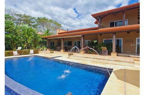Spectacular Ocean View Home in an Exclusive Neighborhood of Tarcoles, Costa Rica!