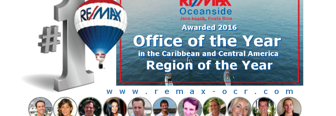REMAX Top Jaco Costa Rica Real Estate Agents