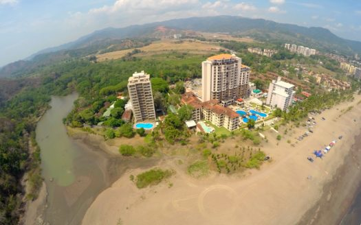 Oceanfront Condo in the Very Exclusive North End of Jaco Beach, Costa Rica!