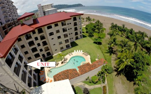 Ocean View Condo in a Luxury Beachfront Area of Jaco!