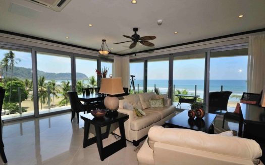 Diamante Del Sol 4th Floor Unit with Incredible Views of the Beach in Jaco Costa Rica!