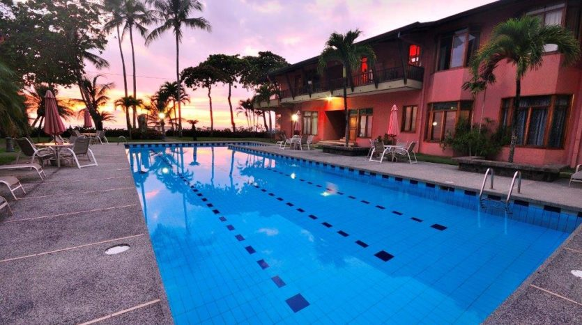 Oceanfront 1 Bedroom Condo, Fully Furnished