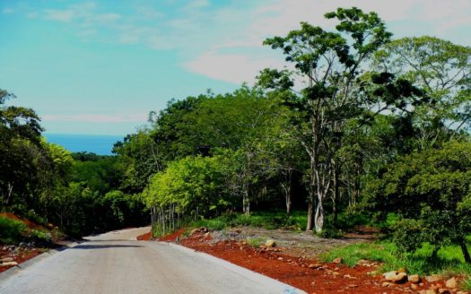 Ocean View Lot in Gated Community Close to the Beach