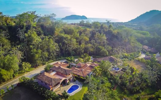 Resort and Marina Adjacent Home in Luxury Community of Costa Rica!