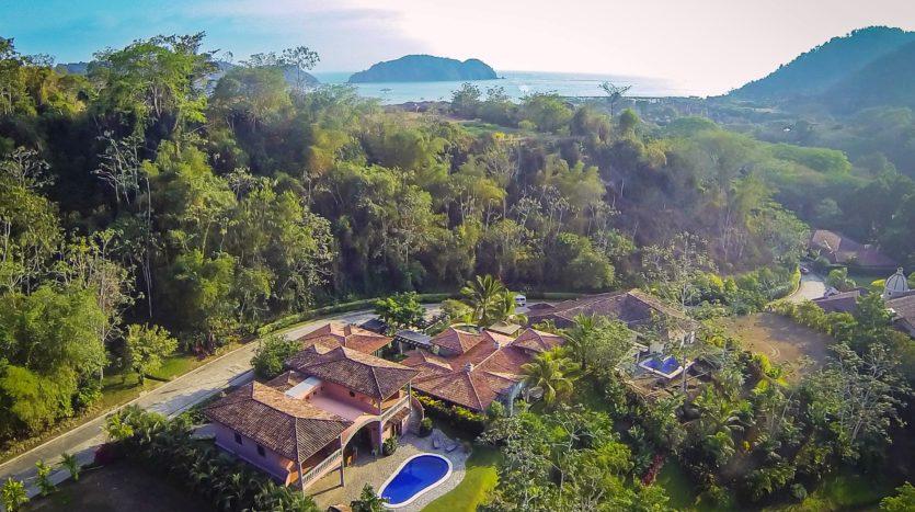 Resort and Marina Adjacent Home in Luxury Community of Costa Rica!