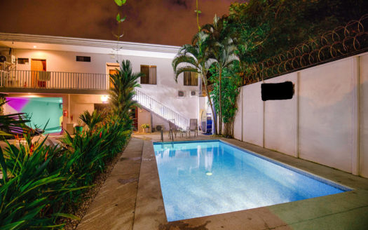 Downtown Jaco Hotel in a Prime Destinations of Costa Rica!