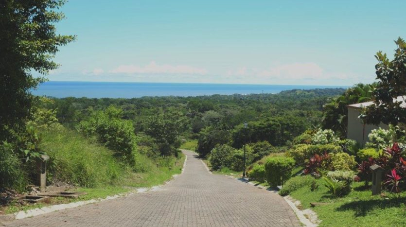 Oversize Ocean View Lot for Sale in Esterillos Costa Rica