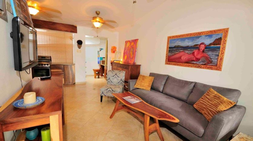 Poolside Condo in the Heart of Jaco Beach, Costa Rica!