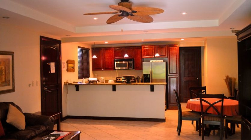 Two Bedroom Luxury Condo for Sale in downtown Jaco Beach, Costa Rica!