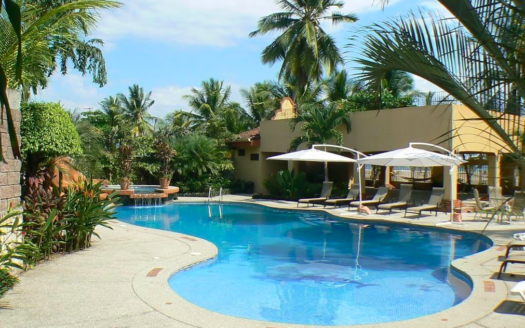 Oceanfront Townhome for Sale in Jaco Beach, Costa Rica!