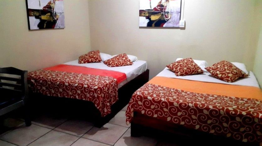 Jaco downtown hotel with excellent income is on the market and it would not last long! The property has 11 rooms with bathrooms. The features in the common areas including a pool, a breakfast area and a lobby. This business is easy to manage and it is located steps from downtown and the beach.