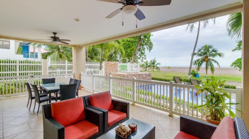 The Palms 104 Condominium for sale in Jaco Beach, Costa Rica!