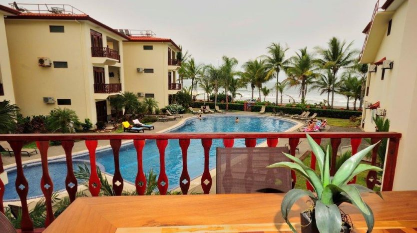 Oceanview 2 Bedroom Condo  for Sale in Jaco Beach, Costa Rica!