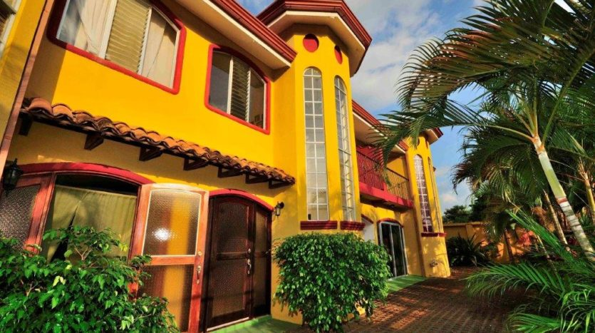 Tropics Jaco condo steps to the beach in Jaco, Costa Rica!