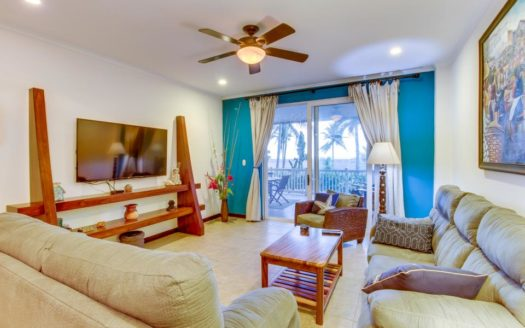 The Palms 101 Beachfront Condo for Sale in Jaco Beach, Costa Rica!