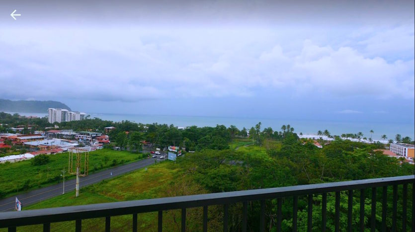 Incredible Penthouse in Jaco Bay Costa Rica with Ocean Mountain and City Views