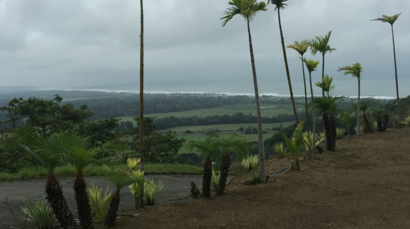 Incredible Pacific Ocean View Hermosa Beach Land in Costa Rica