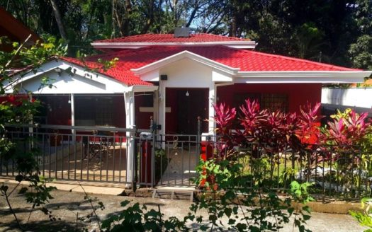 Herradura Beach Home with Lovely Forest View for Sale in Costa Rica