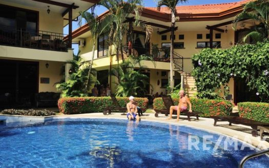 Corteza Del Sol 1B Condominium for Sale in Jaco Beach, Costa Rica!