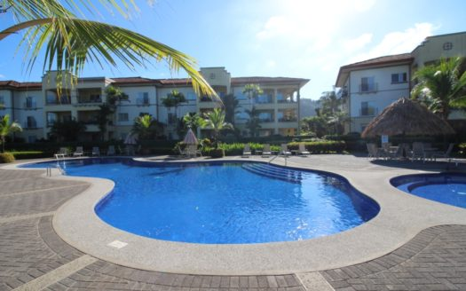 Top Floor Del Mar Condo for Sale in Los Suenos, Costa Rica!