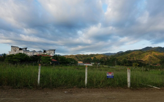 Large Corner Lot for sale in Jaco Beach Costa Rica