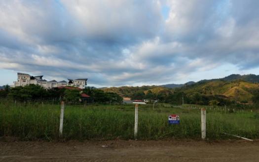 Large Corner Lot for sale in Jaco Beach Costa Rica