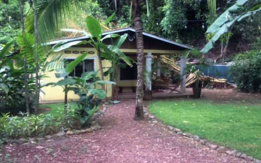 Tasteful Home with 4 Bedroom and a Dream Yard in Jaco Beach Costa Rica