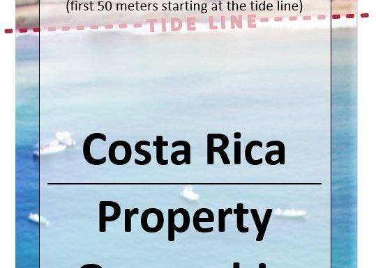 Costa Rica Property Ownership Rights