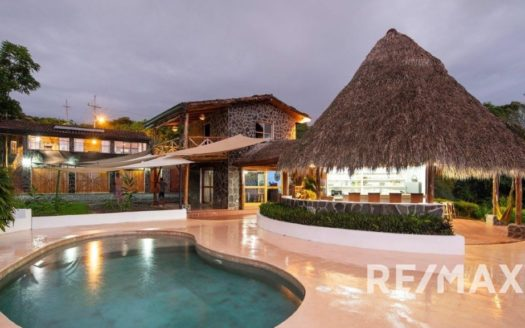 Ocean view house | Hermosa Beach Costa Rica REMAX