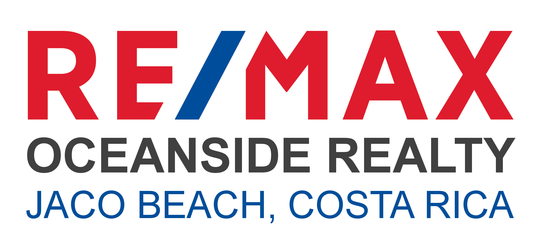 REMAX OCEANSIDE Realty Jaco Beach Costa Rica