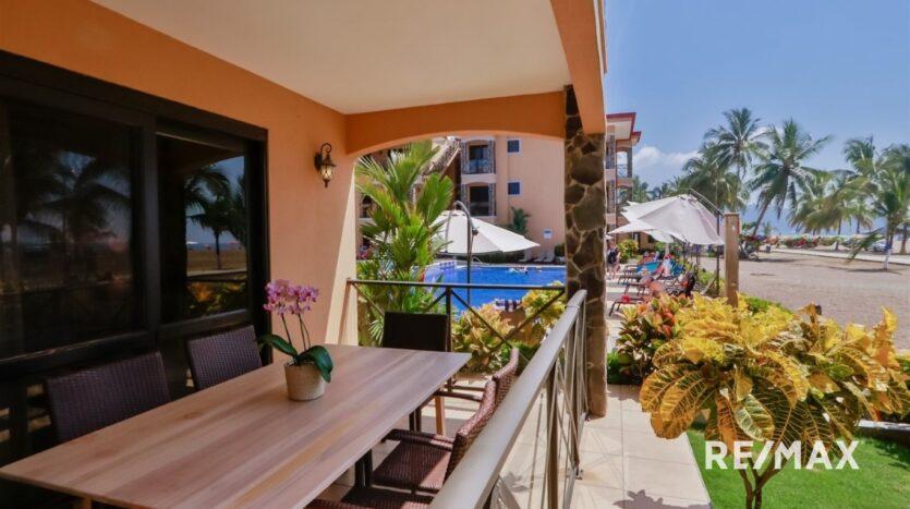 Bahia Encantada A1 Beachfront Terrace