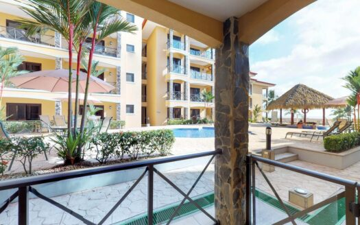 Bahia Encantada D1 Ocean View Condo For Sale in Jaco Beach
