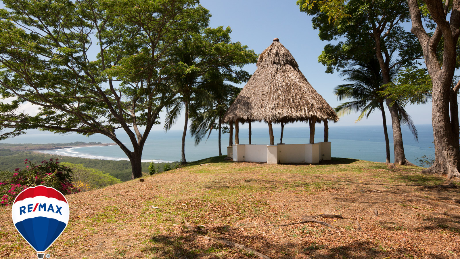 RE/MAX real estate, Costa Rica, Tivives, Panoramic View of Coast Line | Perfect for Hotel or Private Residence