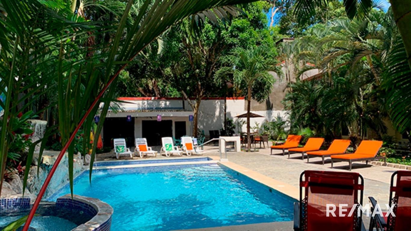 RE/MAX real estate, Costa Rica, Jaco, Renovated beach hotel